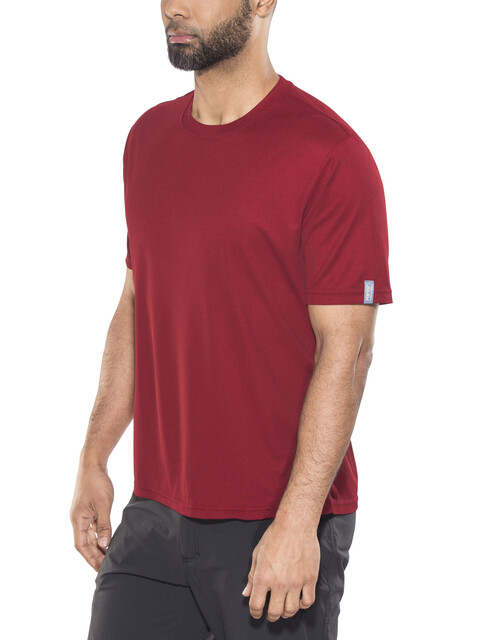 Meru Wembley Functional T-Shirt Men Rhubarb